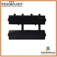 Коллектор Termojet СК-212.125 (выход вверх, 2+1, в теплоизоляции)