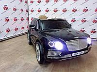 Детский электромобиль Джип Bentley JJ 2158 черный