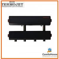 Коллектор Termojet СК-242.125 (выход вниз, 2+1,в теплоизоляции)
