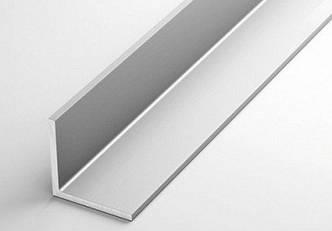 Уголок алюминиевый 100 х 100 х 6 мм АД31, фото 2
