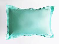 Подушка декоративная 60х40см. Лазурная декор.
