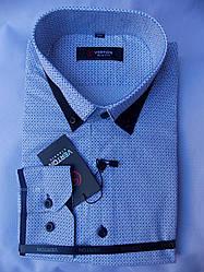 """Рубашка детская на мальчика длинный рукав """"Merson"""" RS2-1725"""