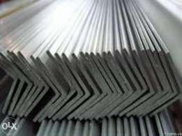 Уголок алюминиевый 100 мм 6060 Т6