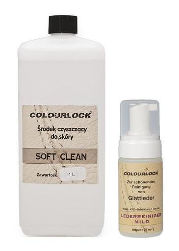 Colourlock Leder Reiniger Mild (Soft Clean) мягкий очиститель кожи (150мл.)