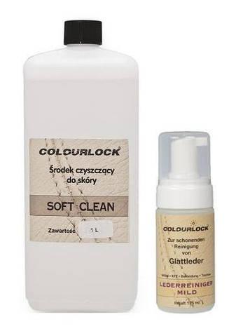 Colourlock Leder Reiniger Mild (Soft Clean) мягкий очиститель кожи (150мл.), фото 2