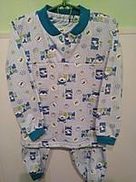 Пижама для мальчика на байке