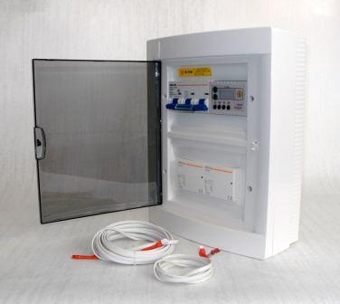 """Автоматика GAZDA G352-3-50 электромеханическая """"Люкс"""" для 3-фазных систем до 50 кВт"""
