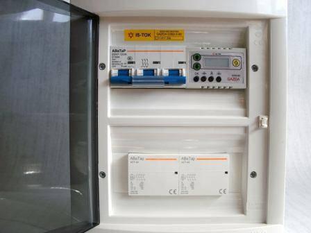 """Автоматика GAZDA G352-3-50 электромеханическая """"Люкс"""" для 3-фазных систем до 50 кВт, фото 2"""