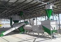 Линия по производству гранул и брикета: Pinikay, Ruf, Nestro