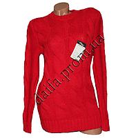 Женский вязаный свитер R303-1 (р-р 46-48) оптом в Одессе. Интернет-магазин Daifa.