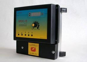 """Автоматика «KROS-15» полупроводниковая класса """"Люкс"""" для 3-фазных систем до 15 кВт, фото 2"""
