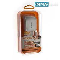СЕТЕВОЕ ЗАРЯДНОЕ УСТРОЙСТВО MOXOM KH-25 MICRO USB