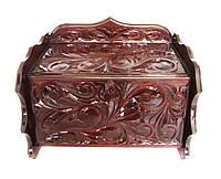 Хлебница деревянная , ручной работы, фото 1
