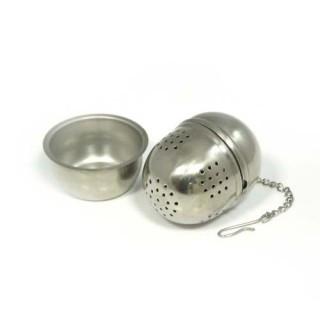 Ситечко-яйцо для заваривания чая с подставкой