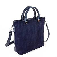 Женская сумка из натуральной замши М61-замш/39, фото 1