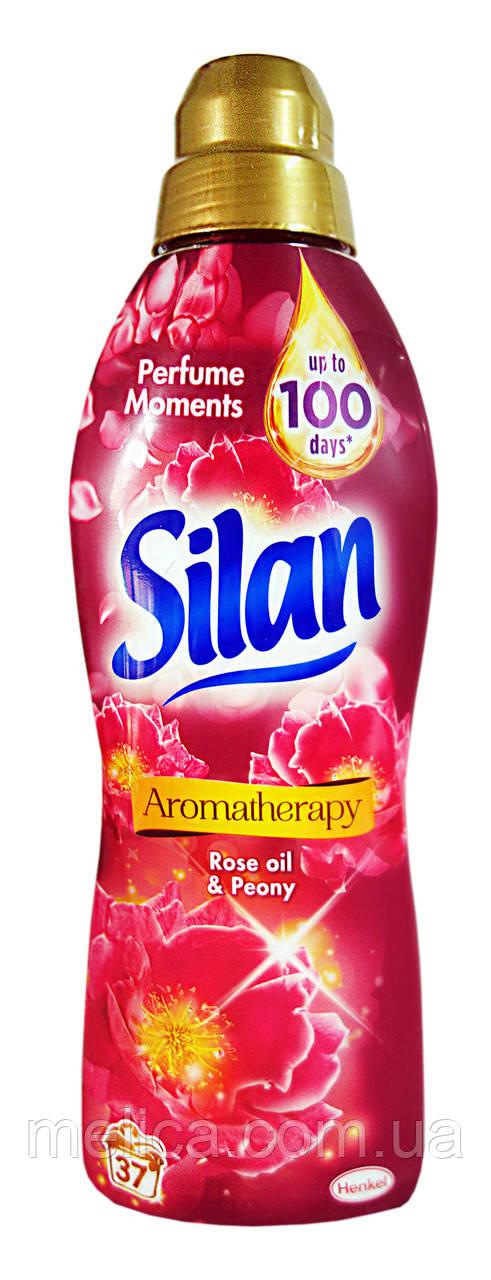 Ополаскиватель Silan Aromatherapy Rose oil & Peony - 925 мл.