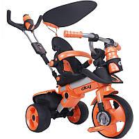 Велосипед трехколесный City оранжевый Injusa 326, фото 1