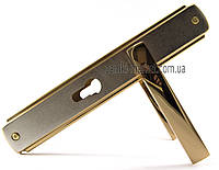 Ручка на планке  Ozkanlar KAYRA A/S 55mm C