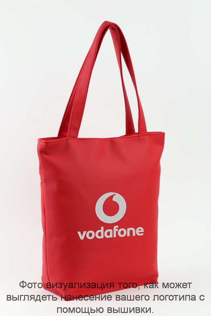 23dbc19decde Сумка стандарт красный флай с лого Водафон: оптом от производителя в ...