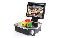 Весы торговые с печатью этикетки ШТРИХ-Принт PC 200 4.5 (2 Мб) до 15 кг
