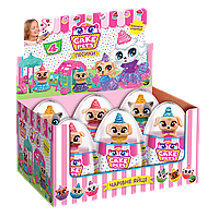 Игровой набор CAKE PETS серии ПЁСИКИ ВОЛШЕБНОЕ ЯЙЦО домик, фигурка, аксессуары (D155008-4530)