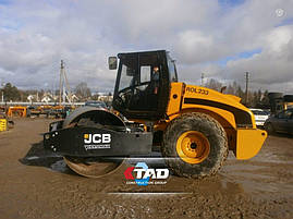 Грунтовый каток JCB VM115D (2007 г), фото 2
