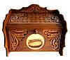 Хлебница деревянная , оригинальный сувенир в подарок