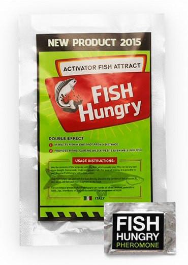 Активатор клева Fish Hungry (Голодная Рыба) , цена 72,50 грн ...