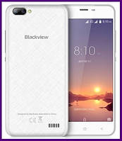 Смартфон Blackview A7 1/8 GB (WHITE). Гарантия в Украине!
