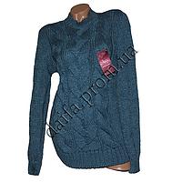 Женский вязаный свитер R303-3 (р-р 46-48) оптом в Одессе. Интернет-магазин Daifa.