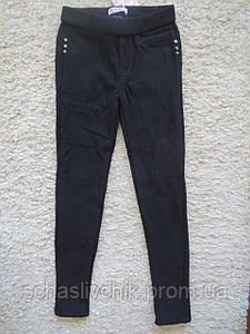 Зимние джинсовые на флисе для девочек с Венгрии оптом , размер 6-14, фирма Ke Yi Qi
