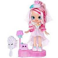 Кукла SHOPKINS SHOPPIES серии «Вечеринка» - НЕВЕСТА (с аксессуарами)
