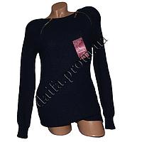 Женский вязаный свитер R518-2 (р-р 46-48) оптом в Одессе. Интернет-магазин Daifa.