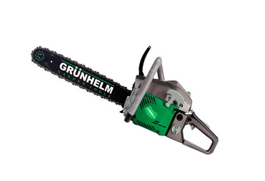 Бензопила Grunhelm GS58-18M Professional