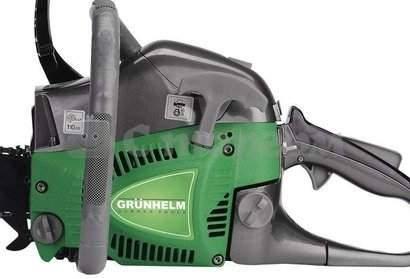 Бензопила Grunhelm GS58-18M Professional, фото 2