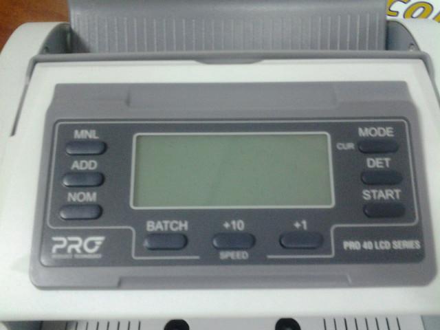 счетчик банкнот PRO 40U LCD купить