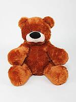 Большой плюшевый медведь 180 см коричневый