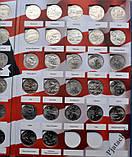 Набір монет 25 центів США Штати і території в альбомі 50 штатів і територій 6, фото 3