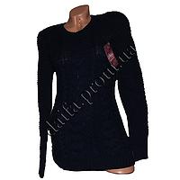 Женский вязаный свитер R527-1 (р-р 46-48) оптом в Одессе. Интернет-магазин Daifa.