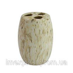 Стакан для зубных щеток керамический RODOS