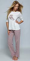 Женская пижама с совой Kelly Pizama Sensis