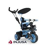 Велосипед трехколесный City голубой Injusa 3261, фото 1