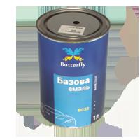 Базовая автоэмаль Butterfly BC Scoda 9910 1л