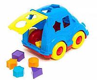 Детская развивающая игрушка сортер