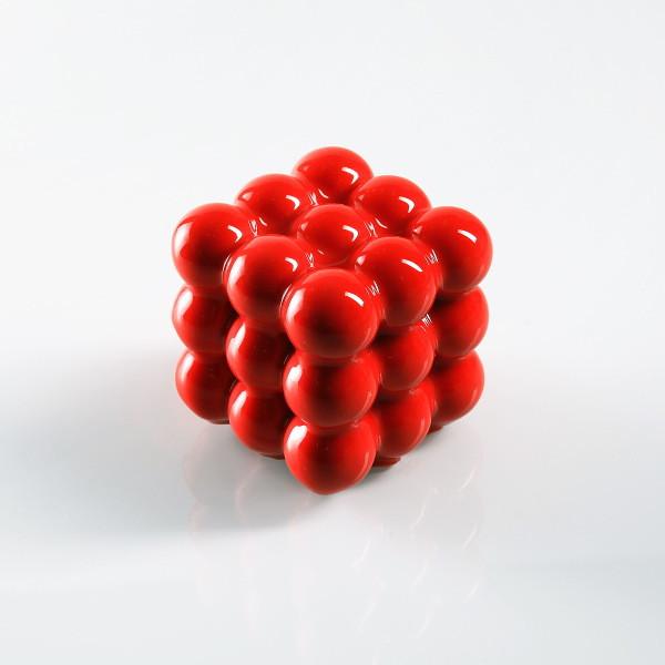 Силиконовая форма Cherry(набор 4 шт) (код 06061)