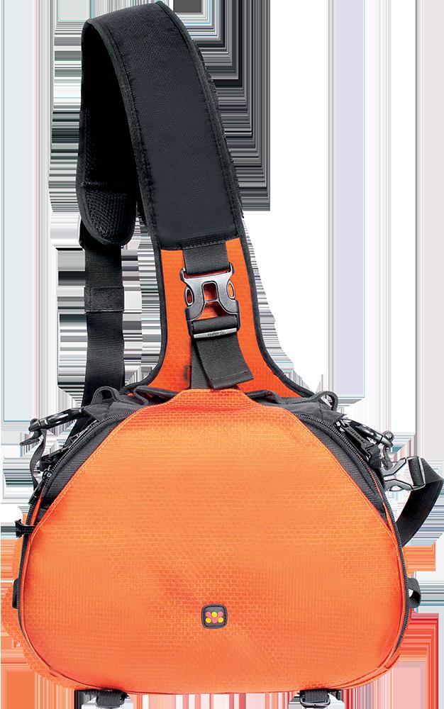 Сумка для камеры Promate Slinger Orange