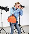 Сумка для камеры Promate Slinger Orange, фото 2