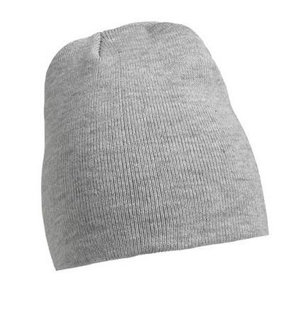 Классическая вязанная шапка 7580-17