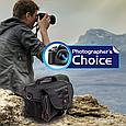 Сумка для фототехники Promate xPose L Black, фото 2