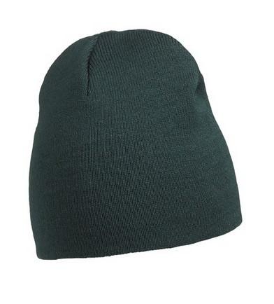 Классическая вязанная шапка 7580-2